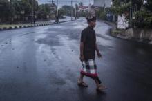 """بالصور: جزيرة بالي تُحيي """"يوم الصمت"""".. المطارات مُغلقة والشوارع خالية ..."""