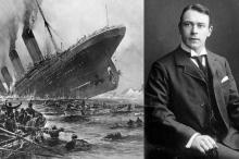 """مصمم """"تيتانيك"""".. حذّر منها وأنقذ كثيرين وغرق معها"""
