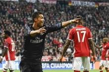 ريال مدريد يقلب الطاولة على عملاق بافاريا بثنائية رونالدو