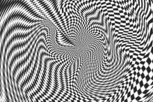 لماذا ترى أنماطا غريبا عندما تقوم بفرك عينيك؟