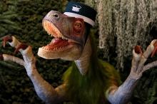 الديناصورات هيمنت على العالم بفضل البراكين