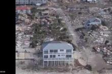 منزل وحيد صمد في وجه الإعصار.. ومالكه يكشف السر