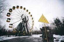 """كيف أصبحت بلدة """"تشيرنوبل"""" بعد مرور ثلاثة عقود على كارثتها ..."""