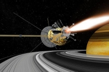 مركبة فضائية تنتحر في حلقات زحل.. والسبب؟