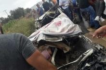 بالصور المروعة: ثلاثة ضحايا في حادث سير مميت ومؤسف على ...