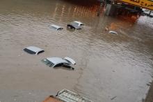 مصرع 30 شخصا وإنقاذ 1480 جراء السيول بالسعودية