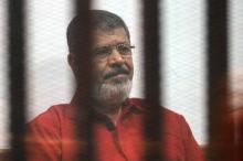 وفاة الرئيس المصري المعزول محمد مرسى أثناء محاكمته