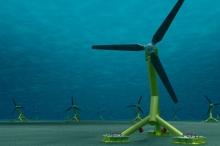 أهلاً بأولى مزارع طاقة تيارات المد والجزر الكبرى في العالم