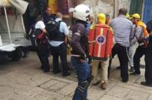بالصور والفيديو .. إصابة شرطي إسرائيلي بجراح خطيرة بالقدس في ...