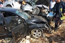 الثاني خلال فترة قصيرة.. بالصور مصرع شابة وإصابات حرجة بحادث ...
