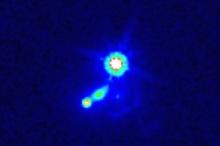 مجرة على بعد خمسة مليارات سنة ضوئية تعلمنا شيئًا جديدًا ...