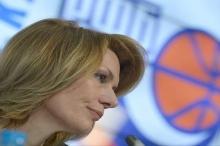 الحكم بالسجن على الرئيسة السابقة للاتحاد الروسي لكرة السلة لإدانتها ...