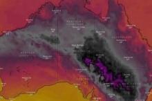 لأول مرة.. خريطة أستراليا تتحول إلى اللون الأسود