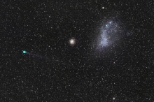 كشف غموض المجرة المفقودة!