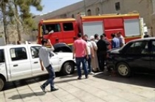 ممرض يقتل زميله ويصيب آخرين وينتحر