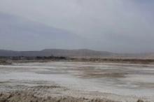 شبح الجفاف يلاحق البحر الميت
