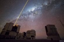 تلسكوب عملاق للبحث عن الحياة في مجموعة نجمية