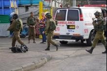 فيديو- مقتل واصابة 4 جنود في عملية إطلاق النار قرب ...