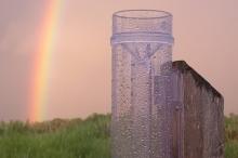 حيفا ونابلس وصفد في الصدارة ..كميات كبيرة من الأمطار هطلت ...