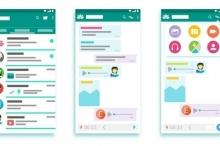 غوغل تطلق تطبيق دردشة خاص بأجهزة أندرويد