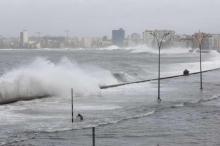 """الإعصار """"ماريا"""" يصل إلى الدرجة القصوى في الخطورة"""