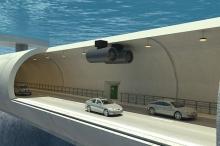 معجزة هندسية.. النرويج تبني أول نفق عائم تحت الماء!