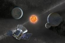 الكشف عن كوكب جديد درجة حرارته 1650 درجة مئوية ...