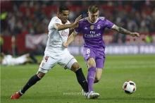 بالفيديو ...ريال مدريد يدمّر رقم برشلونة بعد مباراة درامية أمام ...