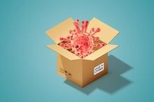 هل يمكن أن ينتقل فيروس كورونا عبر البضائع القادمة من ...