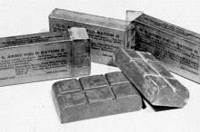 بشوكولاتة كالبطاطا.. انتصرت أميركا في الحرب العالمية