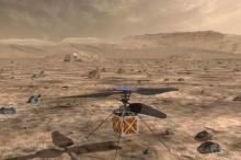 """""""هيلكوبتر المريخ"""".. آخر إبداعات ناسا"""
