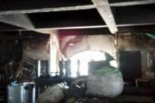 إنقاذ 100 شخص إثر حريق بأحد مطاعم بيت لحم