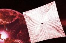 نجاح مهمة أول مركبة فضائية تستخدم شراعا شمسيا بلا وقود