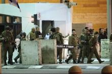 الاحتلال يعدم شابا قرب طولكرم