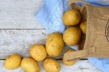 القيم الغذائية في البطاطس وفوائده للقلب