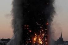اخلاء خمسة ابراج سكنية في لندن خشية الحرائق