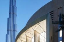 متجر جديد لأبل في دبي يعمل بالطاقة الشمسية
