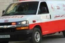 حادث سير كبير في رام الله وعدد كبير من الإصابات ...
