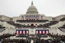 مسن أمريكي يحضر حفل تنصيب الرئيس للمرة الـ18!