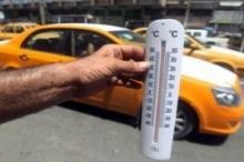 العراق على موعد مع درجات حرارة خمسينية واجواء ملتهبة