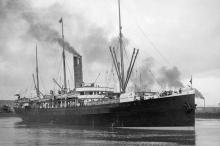 قصة السفينة (إس إس واريمو) الغريبة، التي فاتها رأس السنة ...