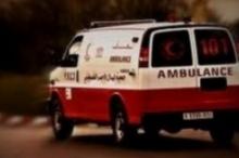 مصرع عامل سقط عليه جسم ثقيل قرب حيفا