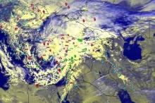 منخفض قبرصي ماطر يؤثر على البلاد فجر الثلاثاء وآخر أشد ...