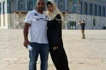 فتاة يهودية تعود لديانتها بعد ان أسلمت وتزوجت شاباً فلسطينياً