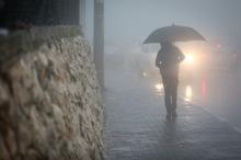 إضطرابات وبرودة عالية ومنخفض جوي وإختلاف عام على الأجواء في ...