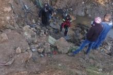 وفاة الطفل قيس أبو رميلة بعد العثور عليه بمجمع مياه ...