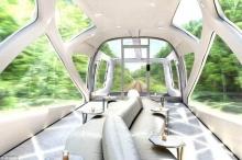 بالصور.. قطار فندقي فاخر في اليابان يسمح لراكبيه بالنوم فيه!