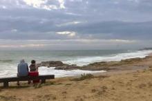 الإعصار ليزلي يهدد إسبانيا والبرتغال