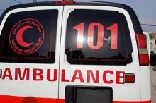 اصابة 10 مواطنين في حادث سير كبير على طريق واد ...