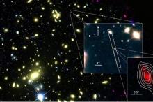 تشكل النجوم الأولى بدأ بعد 250 مليون سنة من الانفجار ...